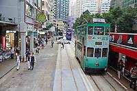 Chine, Hong Kong, Hong Kong Island, Queensway  // China, Hong-Kong, Hong Kong Island, Queensway