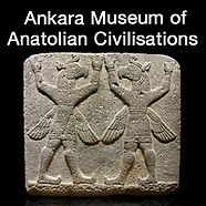 Museum of Anatolian Civilisations Ankara - Artefacts  Antiquities -  Pictures & Images of -