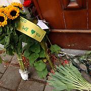 Huis Theo van Gogh Pythagorasstraat 133 Amsterdam nav zijn moord