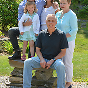 GEORGETOWN, Maine -- 6/30/14 -- Zike Family  portrait. DSC_2470<br /> Photo  ©2014 by Roger S. Duncan <br /> Released for all purposes to Zike Family