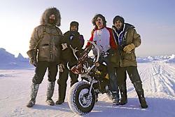 Friend, Edgar, Joe & J R Mesina