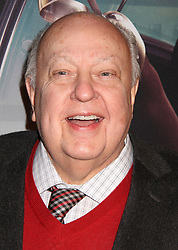 July 19, 2016 - 21st Century Fox is negotiating the exit of Fox News chief Roger Ailes after a sexual harassment lawsuit. PICTURED: Feb. 9, 2015 - New York, New York, U.S. - CEO Fox news Roger Ailes attends the New York Premiere of 'Kingsman: Secret Service' held SVA Theatre. (Credit Image: © Nancy Kaszerman/ZUMAPRESS.com)