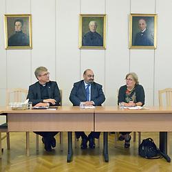 Ecumenical visit, Hungary