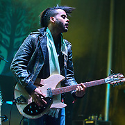 COLUMBIA, MD - April 28th, 2012 -   Twin Shadow perform at the 2012 Sweetlife Food and Music Festival at Merriweather Post Pavilion in Columbia, MD.  (Photo by Kyle Gustafson/For The Washington Post)