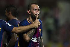 Girona v Barcelona - 23 September 2017