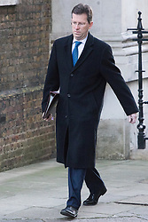 Downing Street, London, November 29th 2016. Attorney General Jeremy Wright arrives at 10 Downing Street for the weekly meeting of the UK cabinet.