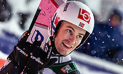 02.02.2019, Heini Klopfer Skiflugschanze, Oberstdorf, GER, FIS Weltcup Skiflug, Oberstdorf, im Bild Daniel Andre Tande (NOR) // Daniel Andre Tande of Norway during his Jump of FIS Ski Jumping World Cup at the Heini Klopfer Skiflugschanze in Oberstdorf, Germany on 2019/02/02. EXPA Pictures © 2019, PhotoCredit: EXPA/ JFK