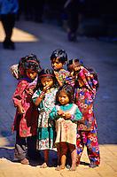 Durbar Square, Patan (a.k.a. Lalitpur), Kathmandu Valley, Nepal