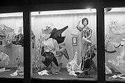 21/03/1963<br /> 03/21/1963<br /> 21 March 1963<br /> Du Pont Orlon fashion window display at Newells of Grafton Street, Dublin