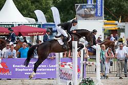Vos Robert (NED) - Dhalita<br /> KWPN Paardendagen - Ermelo 2012<br /> © Dirk Caremans