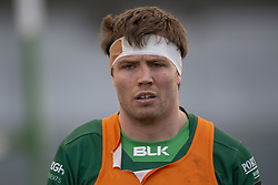 March 2, 2019 - Galway, Ireland - James Cannon of Connacht during the Guinness PRO 14 match  between Connacht Rugby and Ospreys at the Sportsground in Galway, Ireland on March 2, 2019  (Credit Image: © Andrew Surma/NurPhoto via ZUMA Press)