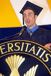 Class Speaker, Tufts University 1997 Graduation