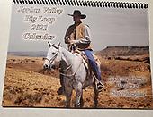 Jordan Valley Big Loop 2021 Calendar