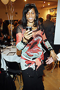 llyassah Shabazz(daughter of Dr. Betty Shabazz and Malcom X) at The 84th Birthday Celebration for Malcolm X and the Memorializing and Marking, for the First Time, the Location in Audubon Ballroom Where He Was Martyred in 1965.