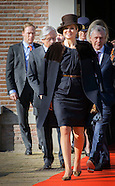 Queen Maxima opened the Outsider Art Museum at the Hermitage, Amsterdam 16-03-2016016