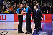 DESCRIZIONE : Eurocup 2014/15 Last 32 Gruppo H Dinamo Banco di Sardegna Sassari - Buducnost VOLI Podgorica<br /> GIOCATORE : Emilio Perez Pizarro<br /> CATEGORIA : Arbitro Referee<br /> SQUADRA : Arbitro Referee<br /> EVENTO : Eurocup 2014/2015<br /> GARA : Dinamo Banco di Sardegna Sassari - Buducnost VOLI Podgorica<br /> DATA : 28/01/2015<br /> SPORT : Pallacanestro <br /> AUTORE : Agenzia Ciamillo-Castoria / Luigi Canu<br /> Galleria : Eurocup 2014/2015<br /> Fotonotizia : Eurocup 2014/15 Last 32 Gruppo H Dinamo Banco di Sardegna Sassari - Buducnost VOLI Podgorica<br /> Predefinita :