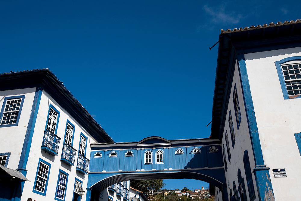 Diamantina _ MG, Brasil..Casa da Gloria em Diamantina...Casa da Gloria in Diamantina...Foto: BRUNO MAGALHAES / NITRO.