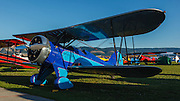 1932 Waco UBF-2 at the 2013 Hood River Fly In at WAAAM.