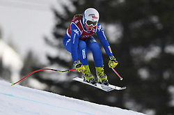 30.11.2017, Lake Louise, CAN, FIS Weltcup Ski Alpin, Lake Louise, Abfahrt, Damen, 3. Training, im Bild Verena Stuffer (ITA) // Verena Stuffer of Italy in action during the 3rd practice run of ladie's Downhill of FIS Ski Alpine World Cup at the Lake Louise, Canada on 2017/11/30. EXPA Pictures © 2017, PhotoCredit: EXPA/ SM<br /> <br /> *****ATTENTION - OUT of GER*****