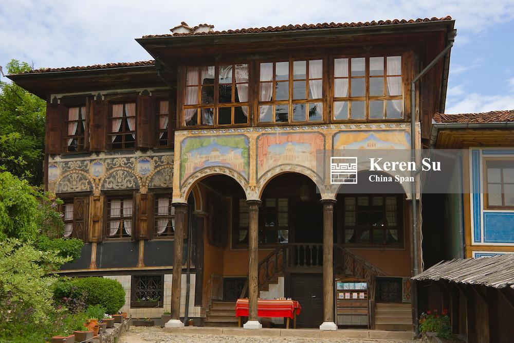 The Oslekov House, Koprivshtitsa, Bulgaria
