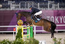 vloMichan Alberto, ISR, Cosa Nostra, 352<br /> Olympic Games Tokyo 2021<br /> © Hippo Foto - Stefan Lafrentz<br /> 03/08/2021