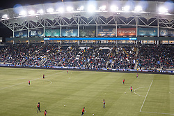 February 28, 2019 - Chester, Pennsylvania, United States - Talen Energy stadium crowed with fans.during the She Believes Cup football match between The United States and Japan at Talen Energy Stadium on February 27, 2019 in Chester, Pennsylvania, United States. (Credit Image: © Action Foto Sport/NurPhoto via ZUMA Press)