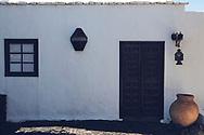 Spain, Lanzarote, Tahiche, Foundation, Cesar Manrique