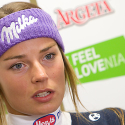 20101018: SLO, Alpine Skiing - Slovenian Ski team for World Cup in Soelden at press conference