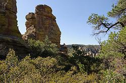 Chiricahua National Monument, Arizona, USA