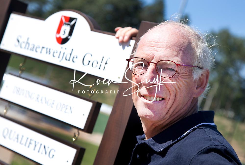 ZEIST - Golfclub Schaerweijde in Zeist. Voorzitter Wim Bultman. FOTO KOEN SUYK