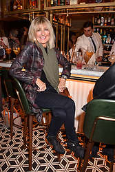 Christine McVie at a party to celebrate the publication of Place by Tara Bernerd held at il Pampero at The Hari, 20 Chesham Place, London, England. 8 March 2017.