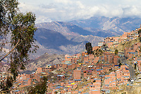 La Paz. <br />