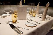 Dining room at the Hotel Excelsior Hotel Ernst, Cologne.