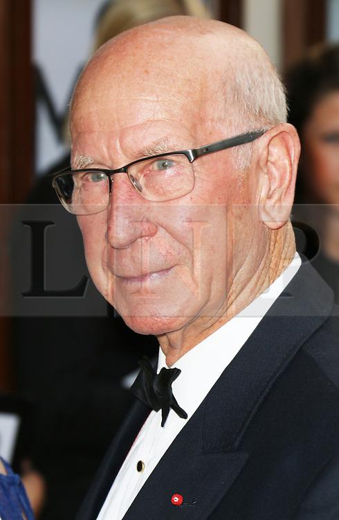 Bobby Charlton, GQ Men of the Year Awards, Royal Opera House, London UK, 03 September 2013, (Photo by Richard Goldschmidt)