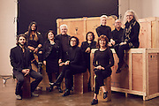 Artists of Silver Street Studios<br /> Photographed by editorial photographer Nathan Lindstrom.