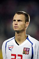 Fotball, 16. november 2005 , Play off VM<br /> Norge - Tsjekkia 0-1<br /> Czech Republic - Norway<br /> David Rozehnal<br /> portrett