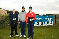 Golf at Portmarnock 03.10.2017