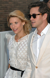 Claire Danes attends the 45th Anniversary party for designer Valentino, held during the opening exhibition of Valentino 45 Years of Fashion on display at the Ara Pacis Museum, in Rome, Italy Friday, July 6, 2007. Photo by David Miller/ABACAPRESS.COM  | 126600_08