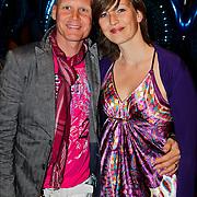 NLD/Noordwijk/20100502 - Gerard Joling 50ste verjaardag, Nikkie Huisman en partner Frank laCroix