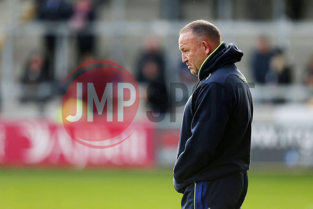 Sale Sharks' director of rugby Steve Diamond - Mandatory by-line: Matt McNulty/JMP - 20/11/2016 - RUGBY - AJ Bell Stadium - Sale, England - Sale Sharks v Saracens - Aviva Premiership