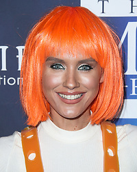 2017 MAXIM Halloween Party held at Los Angeles Center Studios on October 21, 2017 in Los Angeles, California. 21 Oct 2017 Pictured: Nicky Whelan. Photo credit: IPA/MEGA TheMegaAgency.com +1 888 505 6342