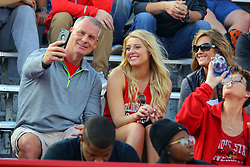 21 October 2017:    during the South Dakota Coyotes at Illinois State Redbirds Football game at Hancock Stadium in Normal IL (Photo by Alan Look)