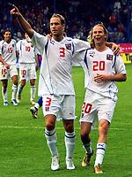 ◊Copyright:<br />GEPA pictures<br />◊Photographer:<br />Thomas Karner<br />◊Name:<br />Plasil<br />◊Rubric:<br />Sport<br />◊Type:<br />Fussball<br />◊Event:<br />FIFA WM 2006, Qualifikation, Tschechien vs Andorra, CZE vs AND<br />◊Site:<br />Liberec, Tschechien<br />◊Date:<br />04/06/05<br />◊Description:<br />Jubel mit Jaroslav Plasil (CZE)<br />◊Archive:<br />DCSTK-0406054030<br />◊RegDate:<br />05.06.2005<br />◊Note:<br />OK/JM - Nutzungshinweis: Es gelten unsere Allgemeinen Geschaeftsbedingungen (AGB) bzw. Sondervereinbarungen in schriftlicher Form. Die AGB finden Sie auf www.GEPA-pictures.com.<br />Use of picture only according to written agreements or to our business terms as shown on our website www.GEPA-pictures.com