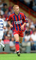 Mikael Forssell (Crystal Palace) Crystal Palace v QPR, 20/08/2000. Credit: Colorsport / Matthew Impey