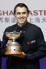 2018 World Snooker Shanghai Masters - 16 September 2018