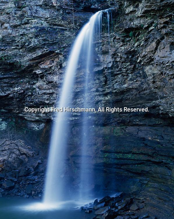 Cedar Falls, Petit Jean State Park, Arkansas.