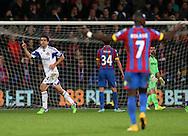 Sunderland's Jordi Gomez celebrates scoring his sides second goal<br /> <br /> - Barclays Premier League - Crystal Palace vs Sunderland- Selhurst Park - London - England - 3rd November 2014  - Picture David Klein/Sportimage
