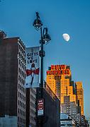 The New Yorker (Wyndham Hotel) in Manhattan, New York City.
