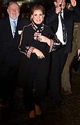Symposium van de dr. Denis Mukwege Foundation. Het symposium staat in het teken van het Initiatief voor Herstel en Erkenning, een internationaal samenwerkingsverband dat de gevolgen van verkrachting als oorlogswapen moet verzachten. <br /> <br /> Symposium of the Dr Denis Mukwege Foundation. The symposium is dedicated to the Initiative for Reconstruction and Recognition, an international partnership that aims to mitigate the consequences of rape as a weapon of war.<br /> <br /> Op de foto / On the photo;  Groothertogin Maria Teresa van Luxemburg / Grand Duchess Maria Teresa of Luxembourg