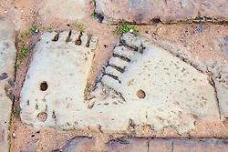 Angkor Wat Feet